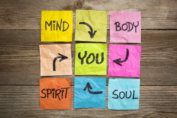 Holistic Well being - Mind, Body and Soul