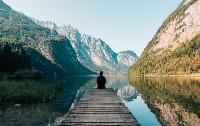 Being present and in reflection